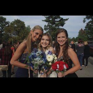 Sherri Hill Other - Sherri Hill 2016  Homecoming Dress!! Color- Navy